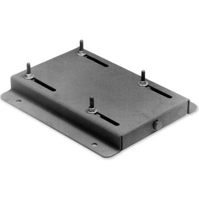 Baldor-Reliance Adjustable Motor Base, B213T, 213T, 3/8 x 1 1/2 Bolt Size, W/1 Adjustable Screw