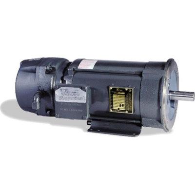 Baldor-Reliance Motor CEBM7014T, 1HP, 1725RPM, 3PH, 60HZ, 143TC, 3528M, XPNV, F1