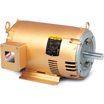Baldor-Reliance General Purpose Motor, 230/460 V, 3 HP, 1765 RPM, 3 PH, 182TC, OPSB
