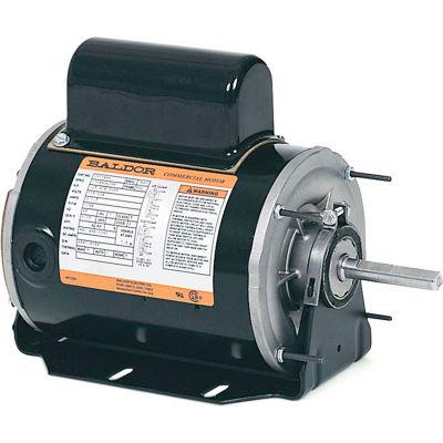 Baldor-Reliance Motor CHC365A, .5 AIR OVERHP, 1100RPM, 1PH, 60HZ, 56, 1728C