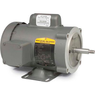 Baldor-Reliance Motor CJL3501A, .33HP, 1725RPM, 1PH, 60HZ, 56J, 3414L, TEFC, F1
