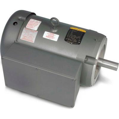 Baldor-Reliance Motor CL3711T, 10HP, 3450RPM, 1PH, 60HZ, 215TC, 3744LC, TEFC