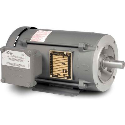 Baldor-Reliance Motor CL5028T, 3HP, 3450RPM, 1PH, 60HZ, 184TC, 3634L, XPFC, F1