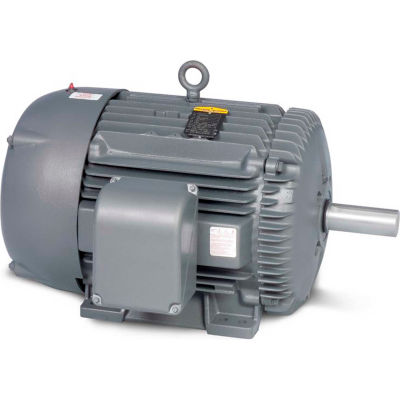 Baldor-Reliance Motor CTM1762T, 20HP, 1770RPM, 3PH, 60HZ, 256T, TEFC, FOOT