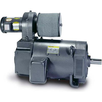 Baldor-Reliance Motor D50150P-BV, 150HP, 1750/2000RPM, DC, 407-9AT, DPBV, F1, N