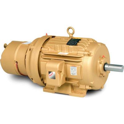 Baldor-Reliance Motor EBM4103T, 25HP, 1770RPM, 3PH, 60HZ, 284T, 1046M, TEFC, F1