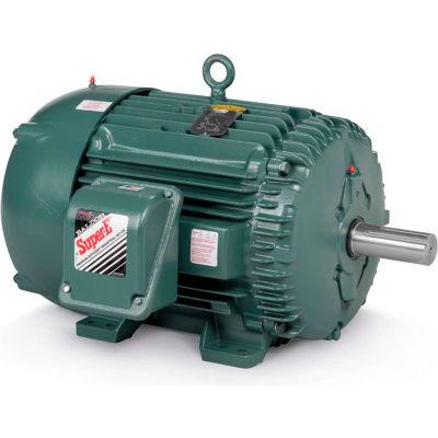 Baldor-Reliance Motor ECP4100T-5, 15HP, 1180RPM, 3PH, 60HZ, 284T, 1056M, TEFC, F1