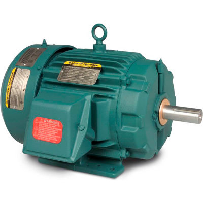 Baldor-Reliance Motor ECP63774TR-4, 10HP, 1765RPM, 3PH, 60HZ, L215T, TEFC, FOOT