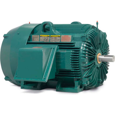 Baldor-Reliance Motor ECP84403T-4, 60HP, 1185RPM, 3PH, 60HZ, 404T, TEFC, FOOT