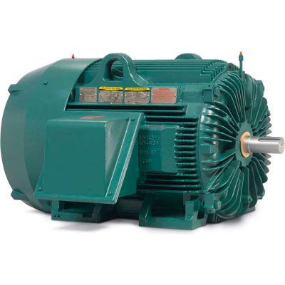 Baldor-Reliance Severe Duty Motor, ECP84407T-5, 3 PH, 200 HP, 575 V, 1785 RPM, TEFC, 447T Frame