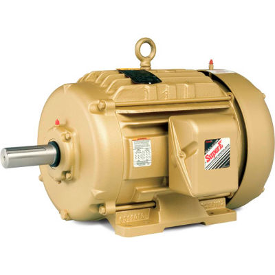 Baldor-Reliance Motor EFM4103T, 25HP, 1770RPM, 3PH, 60HZ, 284T, 1046M, TEFC, F2