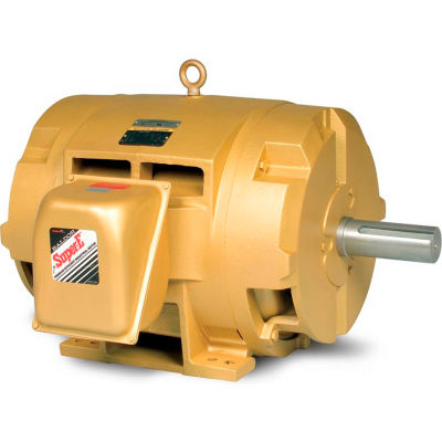 Baldor-Reliance Motor EM2552T-4, 75HP, 1185RPM, 3PH, 60HZ, 405T, ODP, FOOT