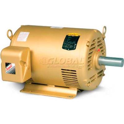 Baldor-Reliance HVAC Motor, EM3158T-G, 3 PH, 3 HP, 230/460 V, 3600 RPM, ODP, 145T Frame