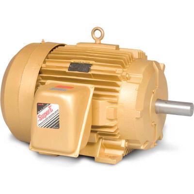 Baldor-Reliance Motor EM4312T, 50HP, 1185RPM, 3PH, 60HZ, 365T, 1474M, TEFC, F1
