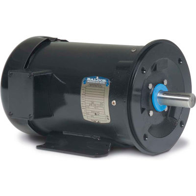 Baldor-Reliance Explosion Proof Motor, EM7048T-I, 3PH, 7.5HP, 230/460V, 1180RPM, 254T