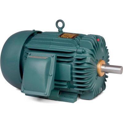 Baldor-Reliance Explosion Proof Motor, EM7540T-I, 3PH, 5HP, 230/460V, 1165RPM, L215T