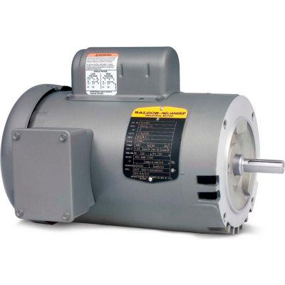 Baldor-Reliance Motor KL1200, .17HP, 1725RPM, 1PH, 60HZ, 56C, 3408L, OPEN, F1