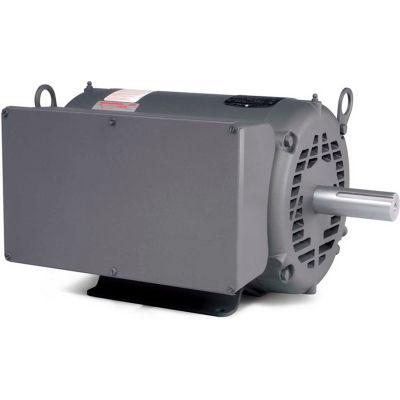 Baldor-Reliance Motor L1512T, 10HP, 1725RPM, 1PH, 60HZ, 215T, 3737LC, OPSB, F