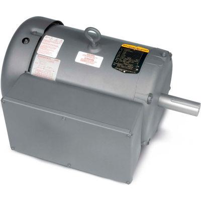 Baldor-Reliance Motor L3708T, 5HP, 1750RPM, 1PH, 60HZ, 213T, 3726LC, TEFC, F1