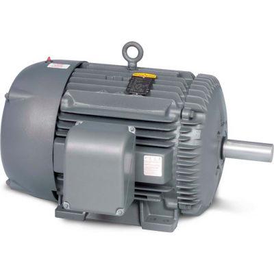 Baldor-Reliance Motor M1504T, 1/.5HP, 1725/850RPM, 3PH, 60HZ, 143T, 3524M, T