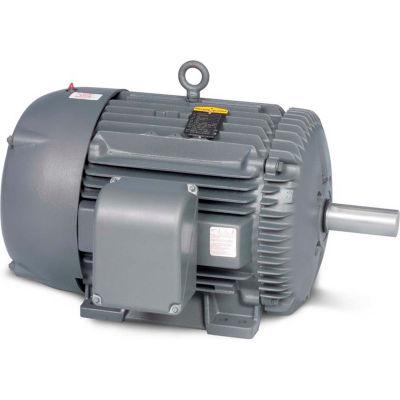 Baldor-Reliance Motor M1725T, 7.5/3.3HP, 1760/1160RPM, 3PH, 60HZ, 254T, 092