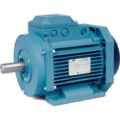Baldor-Reliance Metric IEC Motor, MM10032-PP,3PH,230/400/460V,3000/3600RPM,3/4 KW/HP,50/60Hz, D100
