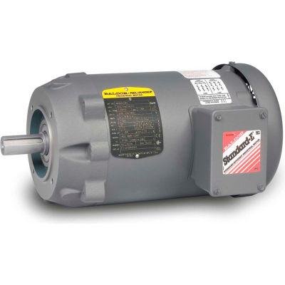 Baldor-Reliance Motor MVM3458C, OUTPUTHP, 1725RPM, 3PH, 60HZ, D71C, 3320M, TEF