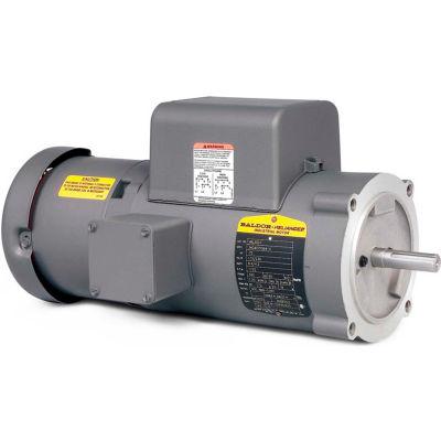 Baldor-Reliance Motor VBL3507, .75HP, 1725RPM, 1PH, 60HZ, 56C, 3428LC, TEFC, F