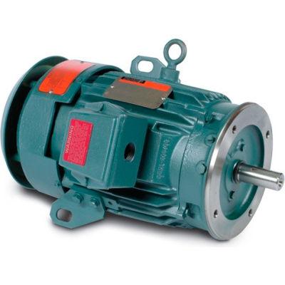 Baldor-Reliance Motor VECP3584T-4, 1.5HP, 1760RPM, 3PH, 60HZ, 145TC, 0530M, TEFC