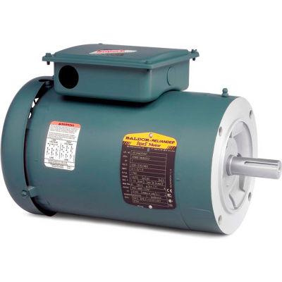 Baldor-Reliance Unit Handling Motor, VEUHM3546T-5, 3 PH, 1 HP, 575 V, 1760 RPM, TEFC, 143TC Frame