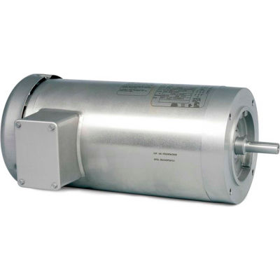 Baldor-Reliance Motor VSSEWDM3554T, 1.5HP, 1765RPM, 3PH, 60HZ, 145TC, 3533M, TEFC