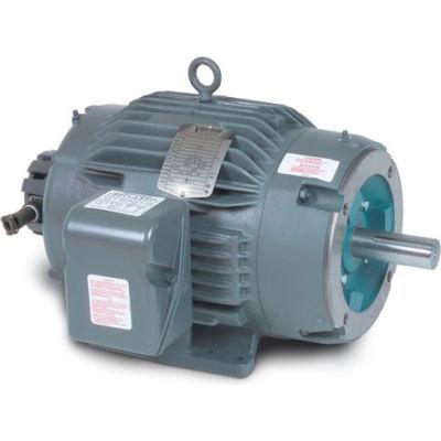 Baldor-Reliance Motor ZDM3581T-5, 1HP, 1750RPM, 3PH, 60HZ, 143TC, 0524M, TEBC, F1