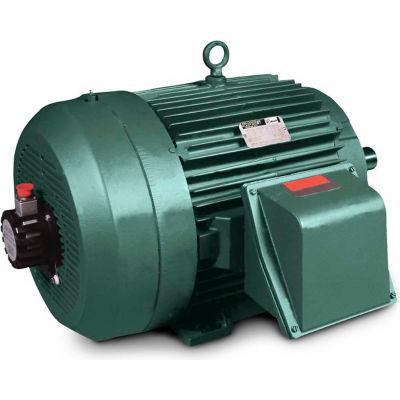 Baldor-Reliance Motor ZDVSM2333T, 15HP, 1800RPM, 3PH, 60HZ, 254TC, TEFC, FOOT