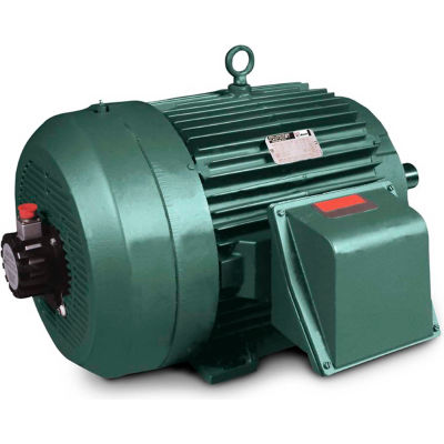 Baldor-Reliance Motor ZDVSM4104T, 30HP, 1800RPM, 3PH, 60HZ, 286TC, TEFC, FOOT