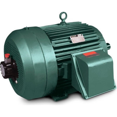 Baldor-Reliance Motor ZDVSNM3665T, 5HP, 1800RPM, 3PH, 60HZ, L184TC, TENV, FOOT