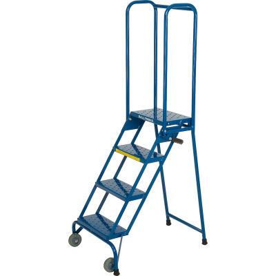 4 Step Modified Lock-N-Stock Folding Ladder - LS42410