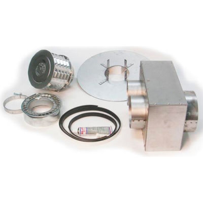 Concentric Vent Kit For Beacon/Morris® Propane-Fired Unit Heaters 11AS-X7-5, 90k-120k BTU