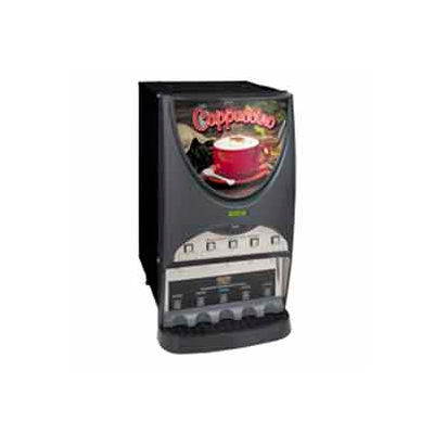 iMix®-5S+ Silver Series Beverage System w/ 5 Hoppers, 38100.0000