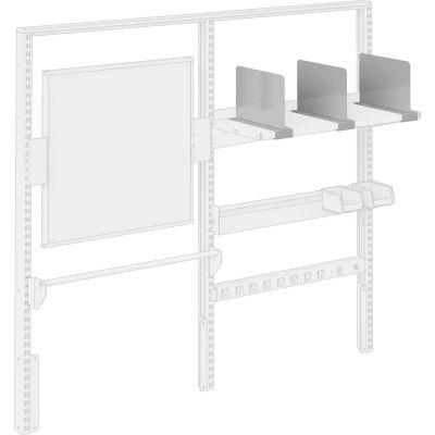 BOSTONtec DIV1215 Slide on Small Shelf Divider for SH1230 and SH1530
