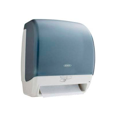 Bobrick® Plastic Automatic Roll Towel Dispenser - Translucent - B-72974