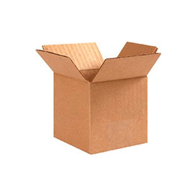 "Cardboard Corrugated Boxes 15"" x 8"" x 8"" 200#/ECT-32 - Pkg Qty 25"