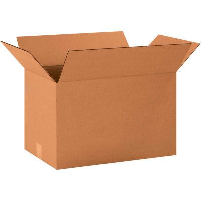 "Long Cardboard Corrugated Boxes 20"" x 12"" x 12"" 200#/ECT-32 - Pkg Qty 20"