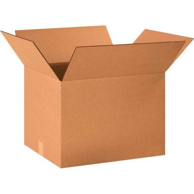 "Cardboard Corrugated Boxes 20"" x 16"" x 14"" 200#/ECT-32 - Pkg Qty 20"