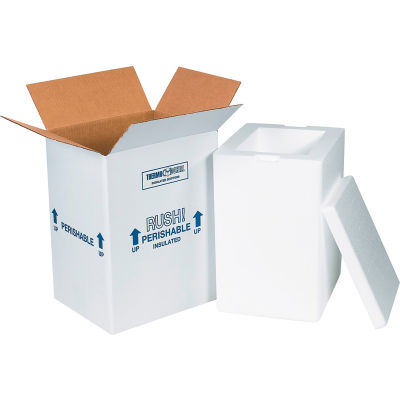 """Insulated Shipping Kit, 8"""" x 6"""" x 12"""""""