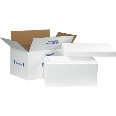 """Insulated Shipping Kit, 17"""" x 10"""" x 8-1/4"""""""