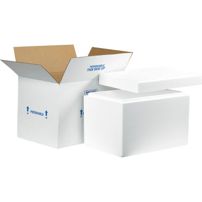 """Insulated Shipping Kit, 19"""" x 12"""" x 12-1/2"""""""