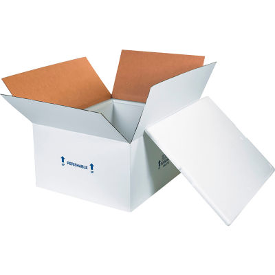 "Insulated Shipping Kit, 26"" x 19-3/4"" x 10-1/2"""