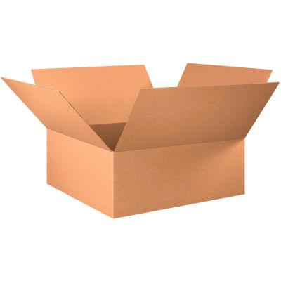 "Cardboard Corrugated Boxes 30"" x 30"" x 12"" 200#/ECT-32 - Pkg Qty 15"