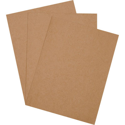 "Chipboard Pads 9"" x 12"" Kraft, 825 Pack"