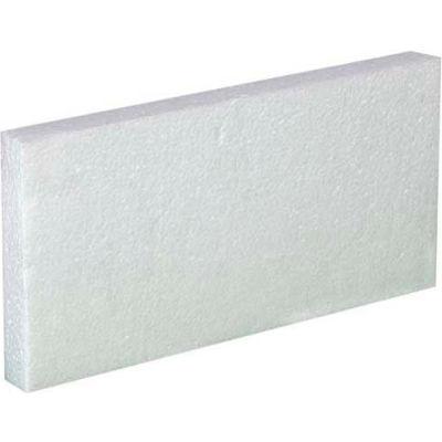 Two - 1 Gallon Plastic Jug Foam Insert, 48/Pack